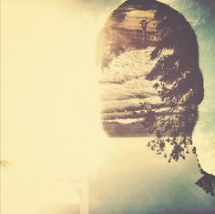 Instagrams by Ligthelm | WE AND THE COLOR #double #exposure