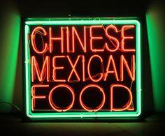 """american melting pot 1"" (chinese mexican) PATRICK MARTINEZ #patrick #martinez"