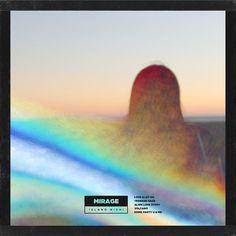 """Island Kizhi - Mirage"" by Quentin Deronzier #artwork #album #ep #cover #music #colors"