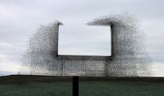 RES72 | creative surveillance system #empty #sculpture #billboard
