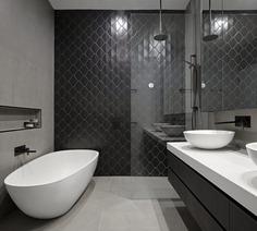 modern interior design bathroom
