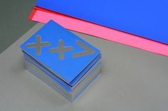 Invites designed by Them Design for Viaduct's 25th anniversary celebrations. them.co.uk #print