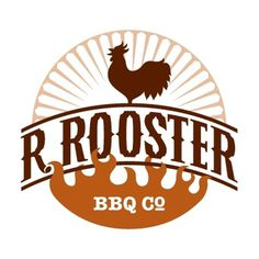rroosterbbq.jpg 400×400 pixels #logo #rooster