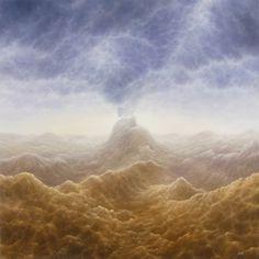 Tomasz Alen Kopera - Graham Fine Art - Graham Fine Art #land #painting #sky