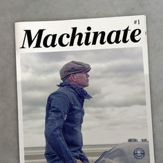 #machinate No. 1 by hatchedlondon.com