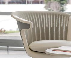 Wood The i2i Chair Minimalist #interior #design #decor #home #furniture #architecture