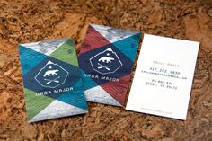 Graphic-ExchanGE - a selection of graphic projects #stellar #branding #skincare #major #identity #ursa #logo #bear
