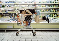 Vibrant 35mm Fashion Photography by Wang Wei