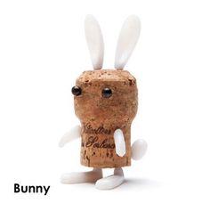 swissmiss #cork #bunny