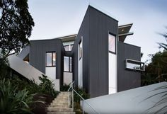 Seatoun House by Parsonson Architects #minimalist #house