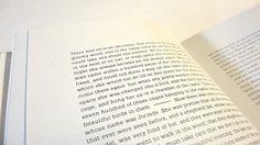 La Nouvelle #editorial #design #book #typography