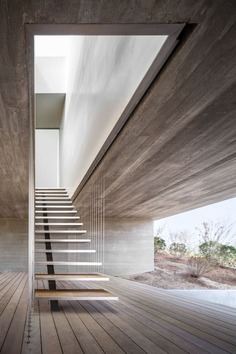Steven Harris Architects, stairs