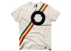 KAFT Design - CASSETTIÂ Tshirt #clothing #cassette #design #tshirt #retro #tee #music