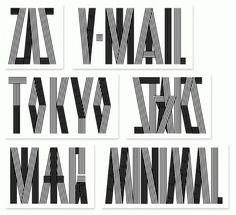 V Magazine on the Behance Network #type #typography