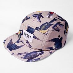 Birds 5 panel cap ⁄ Магазин ⁄ Syndicate #cap #panel #5