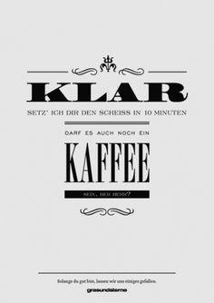 Buamai - Buamai Curation #klar #white #black #poster #and #typography