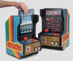 Ju est fou - Nice! The iCade. #ipad #games #arcade #siiiiick