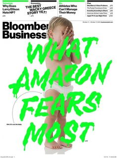 All sizes | What Amazon Fears Most | Flickr - Photo Sharing! #lettering #businessweek #bloomberg #publication #cover #magazine #typography