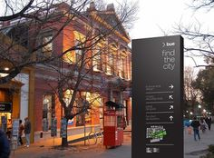 Buenos Aires Wayfinding Sistem on the Behance Network