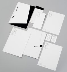 Sifang Art Museum Logo, Identity, and Wayfinding #stationary #architecture #branding