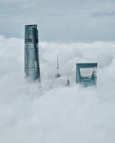 #urbanromantix: Spectacular Cityscapes of Shanghai by Raykoo
