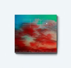Front #album cover #graphic design #layout