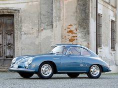 Twibfy #old #retro #blue #porsche #carerra