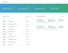 Payments #dashboard