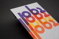 Generation Press #envelope #colour
