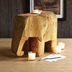 Horton Candle Holder #tech #flow #gadget #gift #ideas #cool