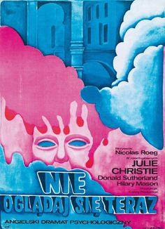 Creative Review More Polish Posters – Don't Look Now #movie #poster