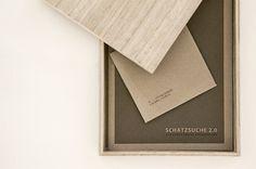 Schatzsuche 2.0 #wood #print #publication