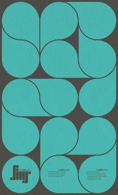FWS identity, Mihail Mihaylov's Portfolio #blue #graphic #poster