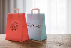 Korshags by Kurppa Hosk #brand design #packaging