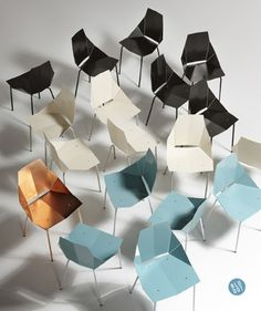 More Fake Blood More Smoke | BLU DOT 2012 #blu #angle #modern #chair #design #good #furniture #real #dot