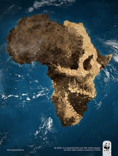 Design Inspiration / Save Africa poster (detail) by Alex Griendling #save #africa #design #graphic #alex #poster #griendling