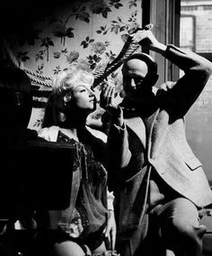 A peep at Peeping Tom: behind the scenes on Michael Powell's neglected masterpiece   Film   guardian.co.uk #green #pamela #tom #powell #peeping #film #michael