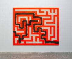 Michael Sailstorfer   PICDIT #design #art #silkscreen