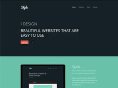 Thumb #website #theme