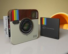 Instagram Socialmatic Camera | 123 Inspiration #photo #concept #socialmatic #instagram