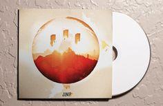 LAYERD VERSUS #package #sunset #cd art