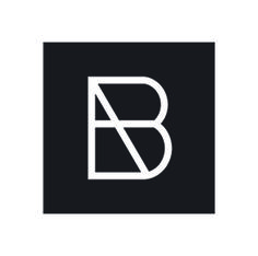 Monogram for future brand BA #logo #letter #typographic #monogram #logo mark