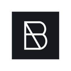 Monogram for future brand BA #logo #letter #typographic #monogram #logo mark