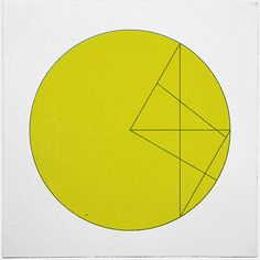 #275 Perpendicular – A new minimal geometric composition each day