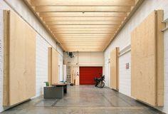 Studio Koen van den Broek by Tijl Vanmeirhaeghe + Carl Bourgeois
