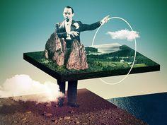 Julien Pacaud / Magical Geographic / colagene.com