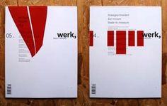 Balla Dora Typo Grafika: werk, Swiss architecture magazine