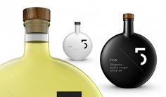 5 Olive Oil | Lovely Package #olive #package #oil