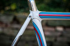 Bishop Bikes Pista #frame #stripes #bike #bicycle