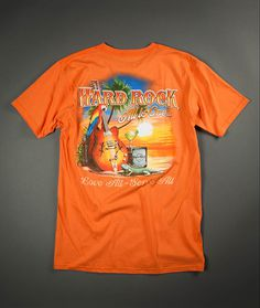 Hard Rock Cafe T-shirt DTG #fashion #printing #design #t-shirts